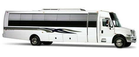 San Antonio Party Bus 30 Passenger Rental Service