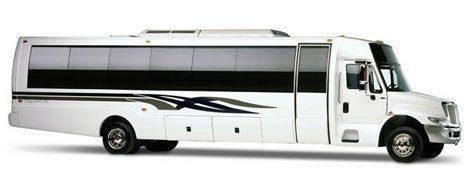 San Antonio Party Bus 30 Passenger Rental Service