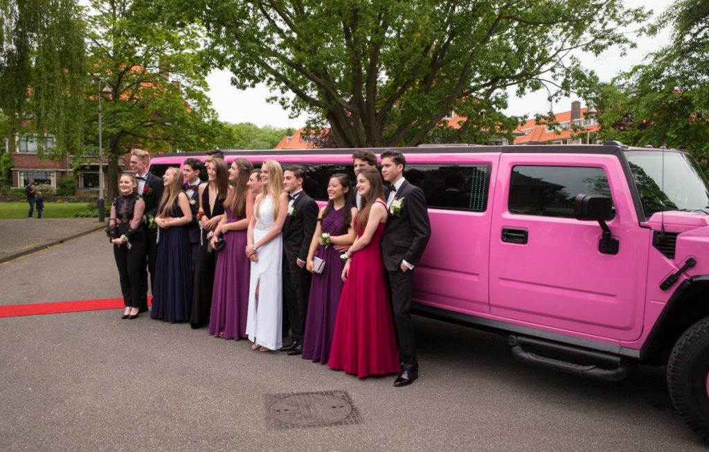 San Antonio Prom Limousine Rental Transportation Discount