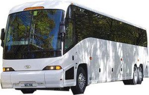 San Antonio Bus Rental Transportation 57 passenger Services