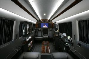 San Antonio Limo Bus Rental Services 15 Passenger Transportation