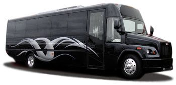 San Antonio Limo Bus Rental Services Transportation 40 Passenger