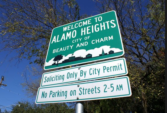 Alamo Heights Limo Rental Services San Antonio Limo